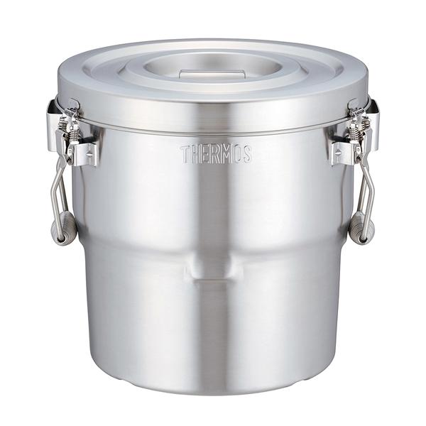給食缶 18-8 シャトルドラム GBB-14C (クリップ付) 【メーカー直送/代引不可】