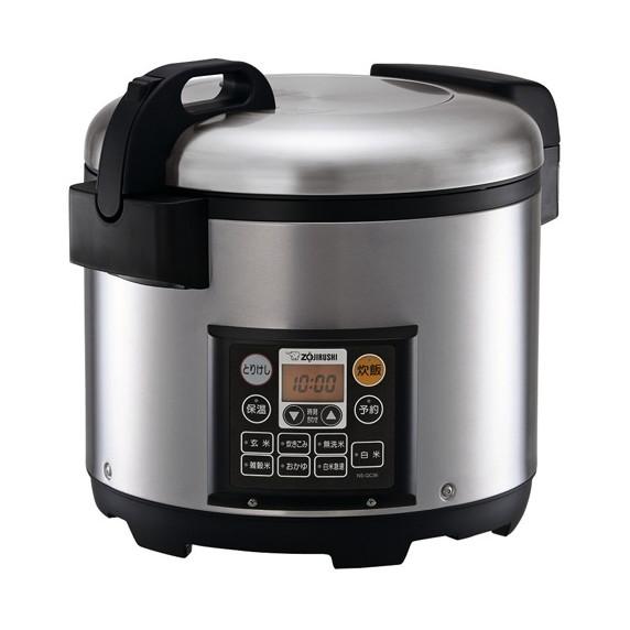 炊飯器 象印 業務用マイコン炊飯ジャー NS-QC36 (2升炊き) 【メーカー直送/代引不可】