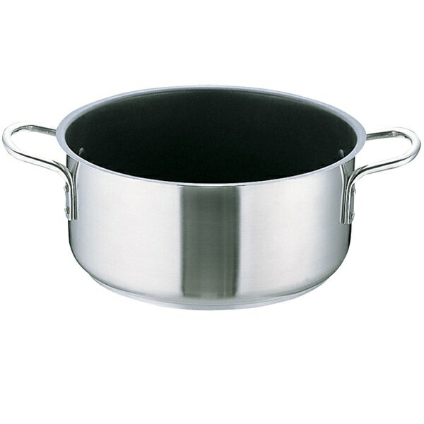 ムラノ インダクション テフロンセレクト 外輪鍋 (蓋無) 32cm IH対応 【代引き不可】
