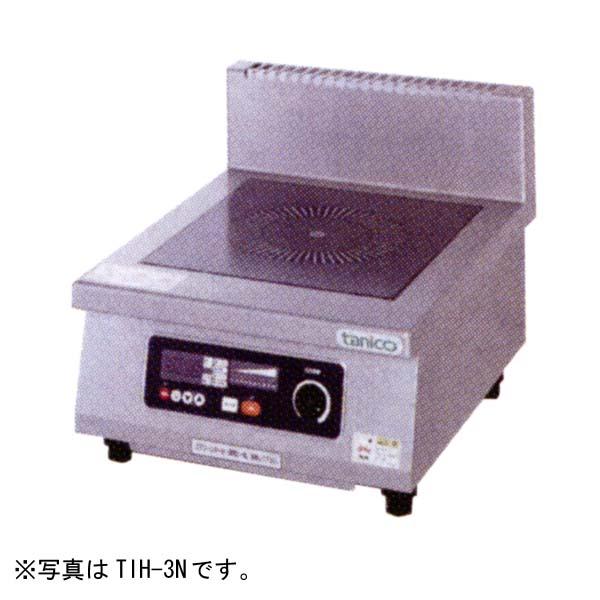 新品:タニコー 卓上式IHコンロ 300×450×125 TIH-2.5NN