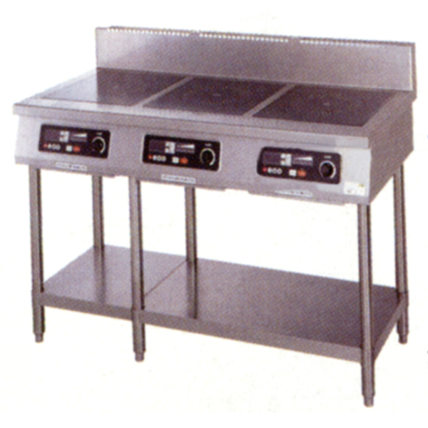 新品 タニコー IHコンロ(電磁調理器)スタンドタイプ TIH-S355N 送料別途