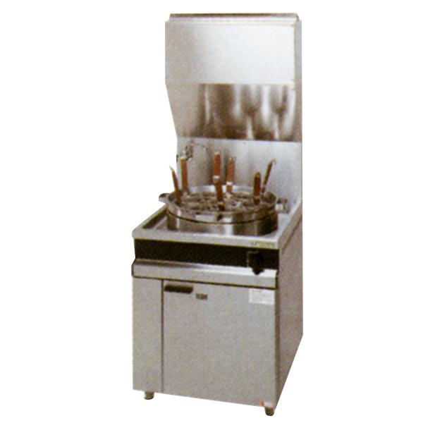 新品:タニコー 中華ゆで麺器(給湯タンク付)[フリザル7つ] N-TU-1