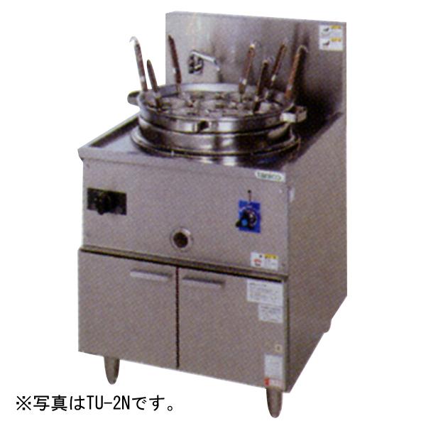 新品 タニコー 中華ゆで麺器(余熱タンク付)[フリザル7つ] TU-3