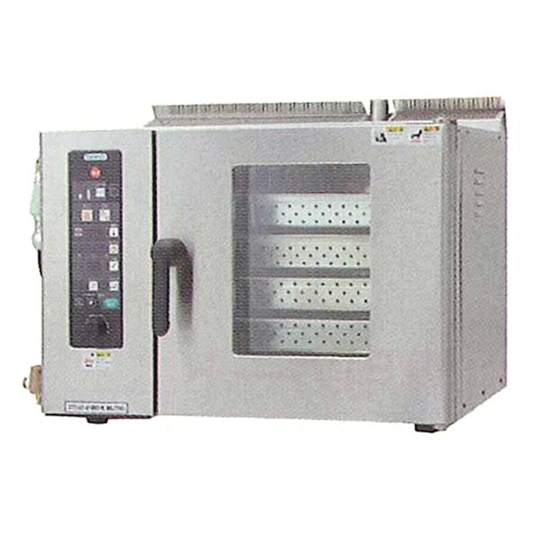 新品 タニコー電気式 コンベクションオーブン(ミスト機能付)幅750×奥行600×高さ540(mm) 棚4段TCO-4ET3