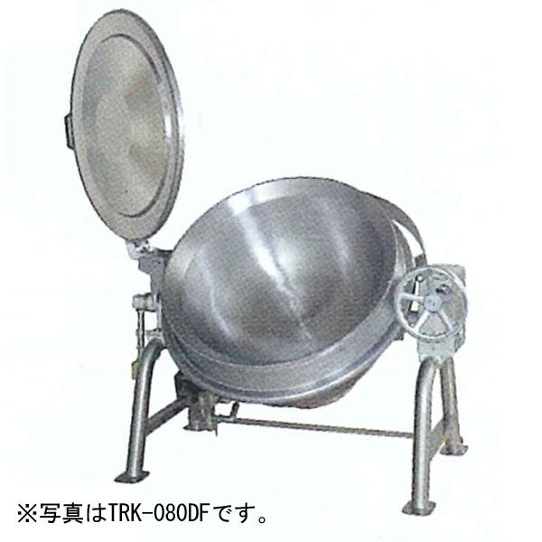 新品:タニコー ガス回転釜(ステンレス) 自動点火方式幅1255×奥行900×高さ890(mm)TRK-055DF