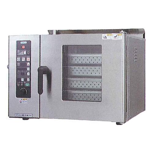 新品 タニコー電気式 卓上スチームコンベクションオーブン幅750×奥行600×高さ540(mm) 棚4段TSCO-4EBN3