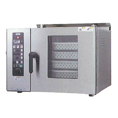 新品 タニコーガス式 卓上スチームコンベクションオーブン幅750×奥行600×高さ540(mm) 棚4段TSCO-4GBC