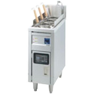 新品:タニコー 電気ゆで麺器 デラックスタイプ(デジタル温度調節器仕様) TEU-28D 1槽式 3フリザル[受注生産]【 ゆで麺機 】【 ゆで釜 】