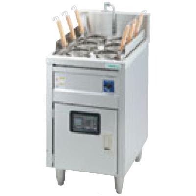 新品 タニコー 電気ゆで麺器 デラックスタイプ(デジタル温度調節器仕様) TEU-45D 1槽式 6フリザル【ゆで麺機 】【 ゆで釜 】