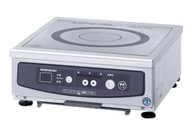 新品:ホシザキ 電磁調理機器(IHコンロ)単相200V仕様 HIH-2CE-1