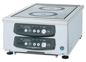 新品:ホシザキ電磁調理機器幅340×奥行600×高さ200 HIH-33RE-1
