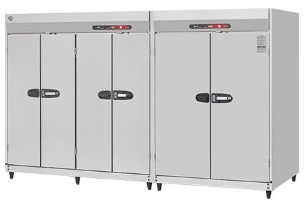 新品:ホシザキ衛生管理機器 消毒保管庫幅3050×奥行950×高さ1900(mm) HSB-70DPB3
