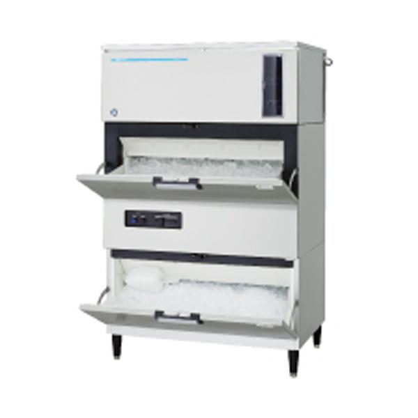 新品:ホシザキ スタックオンタイプ製氷機230kgタイプ 水冷式 アイスクラッシャー付 IM-230DWM-1-STCR