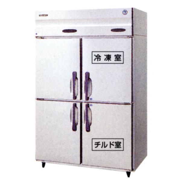 新品:ホシザキタテ型恒温高湿庫(三相)エアパス5面冷却幅1200×奥行800×高さ1890(mm)HCF-120CZC3