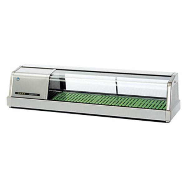 新品 ホシザキ 恒温高湿ネタケース【LED照明付/ステンレスタイプ】 FNC-120BS-R(L)
