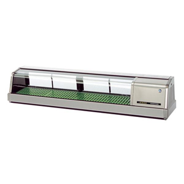 新品 ホシザキ 恒温高湿ネタケース【LED照明付/ステンレスタイプ】 FNC-150BS-R(L)