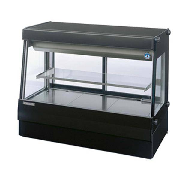 新品:ホシザキ高湿ディスプレイ(冷蔵ショーケース)幅895×奥行477×高さ730(mm)HKD-3B1