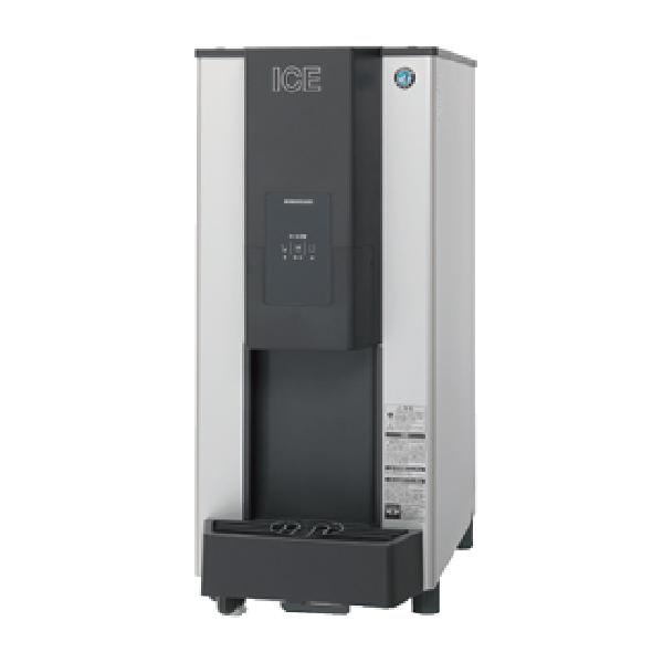 新品:ホシザキチップアイスディスペンサー 【注出ボタン式】製氷能力100/115kgタイプ幅350×奥行585×高さ815(mm)DCM-115K-P