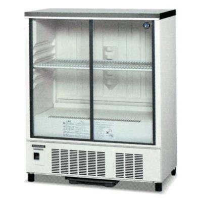 新品:ホシザキ 冷蔵ショーケース SSB-85CTL2 幅850×奥行450×高さ1080(mm) 172リットル【 ホシザキ 冷蔵ショーケース 】【 ショーケース 冷蔵 】【 小形 冷蔵ショーケース 】【 冷蔵庫ショーケース 】