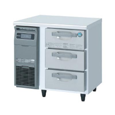 新品 ホシザキテーブル形ドロワー冷蔵庫幅800×奥行750×高さ800(mm)RT-80DDCG(-R)