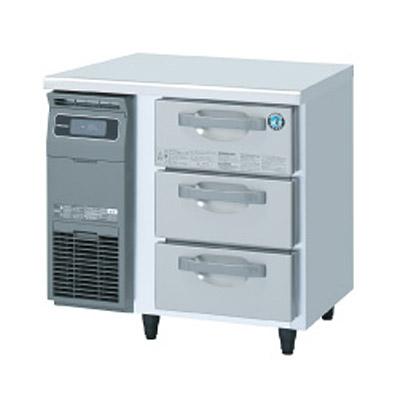 新品 ホシザキテーブル形ドロワー冷蔵庫幅800×奥行600×高さ800(mm)RT-80DNCG