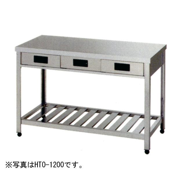新品 アズマ 片面引出し付き作業台(バックガードなし) 900×450×800 KTO-900