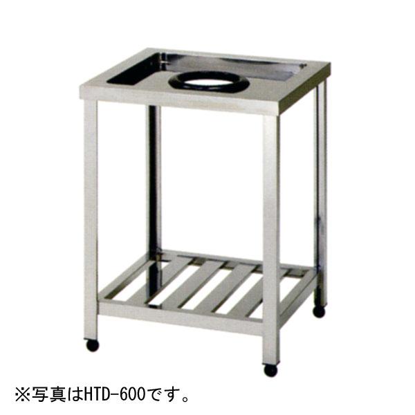 新品 アズマ ダスト台(バックガードなし) 750×450×800 KTD-750