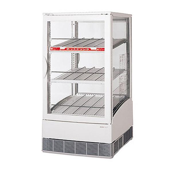 【感謝大特価】新品 パナソニック卓上型冷蔵ショーケース 冷蔵・温蔵パススルータイプ 73リットル幅470×奥行463×高さ880(mm)SMR-C75CH