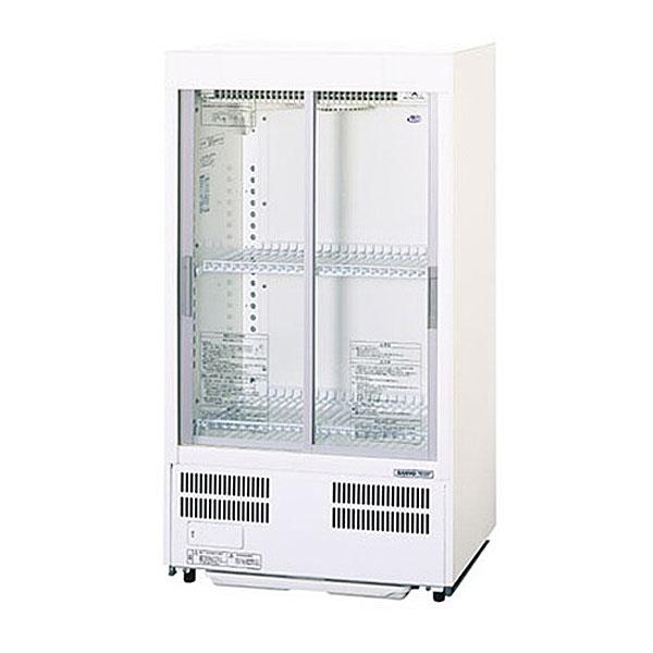 新品 パナソニック冷蔵ショーケース 82リットル幅600×奥行360×高さ1080(mm)SMR-M48SNB