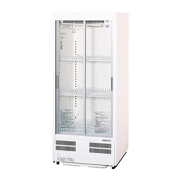 新品:パナソニック冷蔵ショーケース 168リットル幅600×奥行450×高さ1395(mm)SMR-H99NB