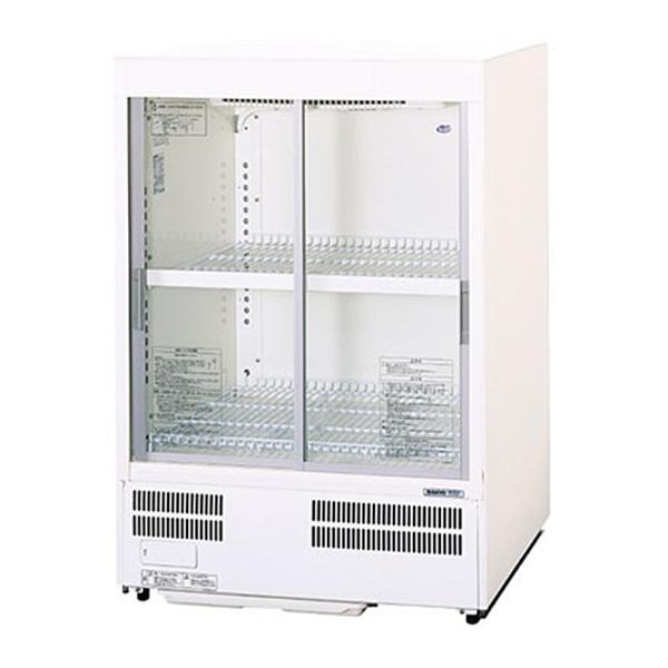 新品:パナソニック冷蔵ショーケース 186リットル幅750×奥行550×高さ1080(mm)SMR-M120NB