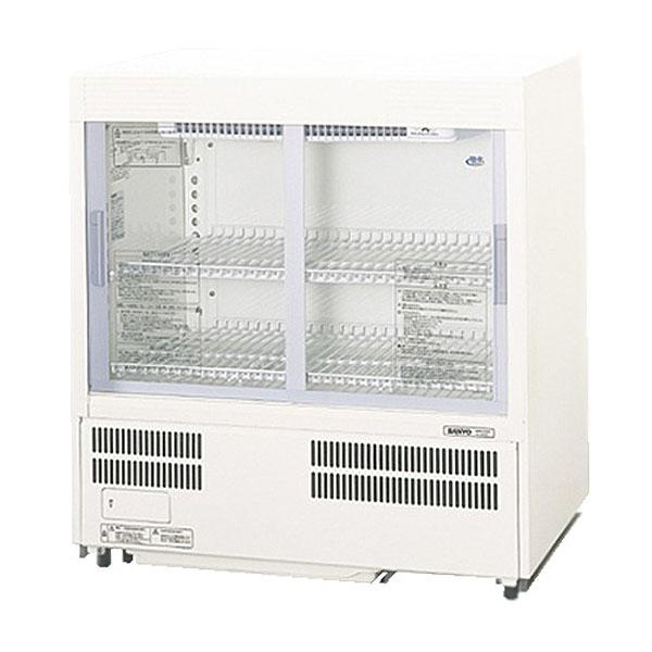 【感謝大特価】新品 パナソニック冷蔵ショーケース アンダーカウンタータイプ 76リットル幅750×奥行450×高さ800(mm)SMR-U45NC