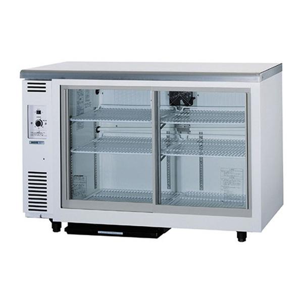 新品 パナソニック冷蔵ショーケース アンダーカウンタータイプ 220リットル幅1200×奥行450×高さ800(mm)SMR-V1241NB