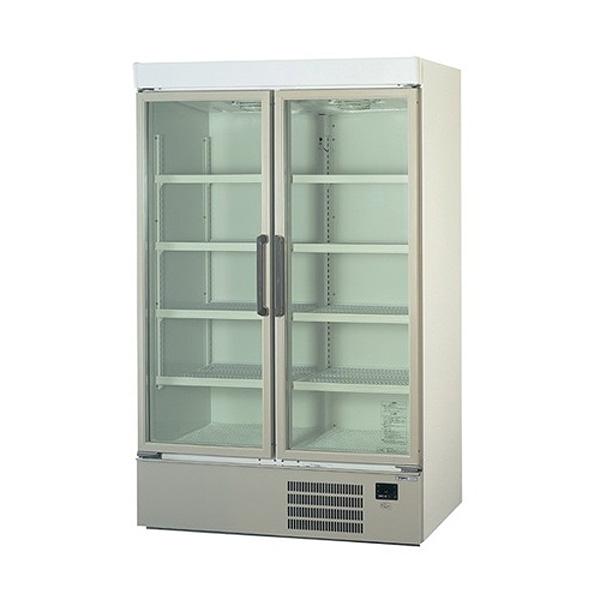 【感謝大特価】新品 パナソニックリーチイン冷蔵ショーケース スイング扉タイプ 735リットル幅1200×奥行640+(35)×高さ1900(mm)SRM-461NB
