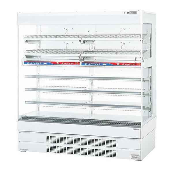 新品 パナソニック 冷蔵温蔵多段オープンショーケース HOT&COLD SAR-U690CHA