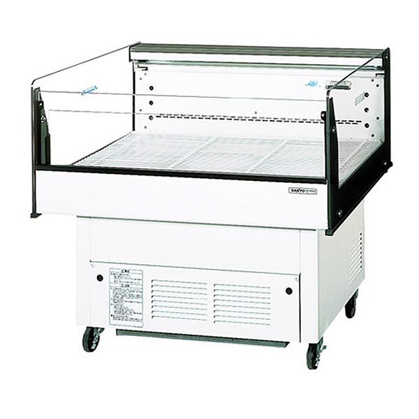 新品:パナソニック 冷蔵ショーケース アイランドタイプ SAR-ES90FBNA 【催事用ショーケース】【オープンタイプ】