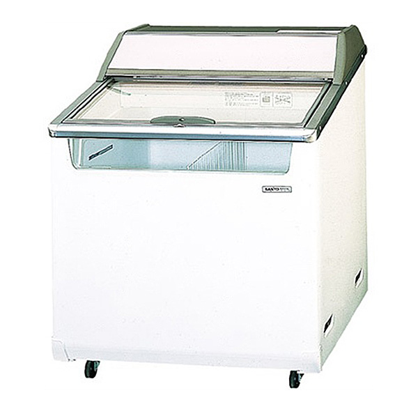 【感謝大特価】新品 パナソニック 冷凍ショーケース(アイスクリームショーケース)クローズド型SCR-075DC (旧 SCR-075DNA)