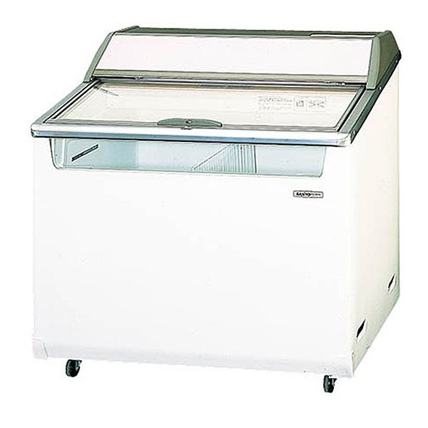 【感謝大特価】新品 パナソニック 冷凍ショーケース(アイスクリームショーケース)クローズド型SCR-090DNA
