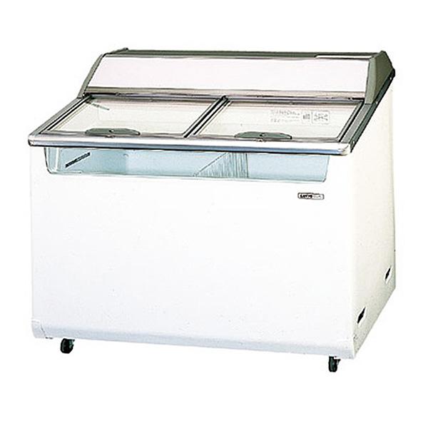 新品:パナソニック 冷凍ショーケース(アイスクリームショーケース)クローズド型SCR-105DNA