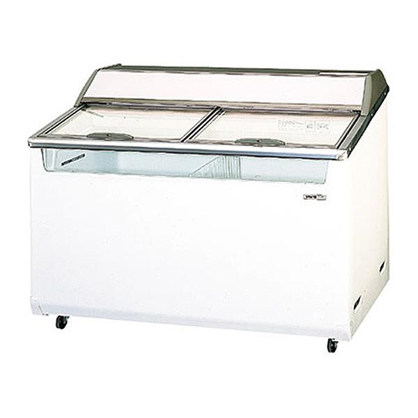 新品 パナソニック 冷凍ショーケース(アイスクリームショーケース)クローズド型SCR-120DNA