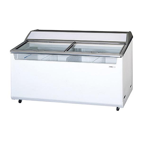 新品 パナソニック冷凍ショーケース(アイスクリームショーケース)クローズド型SCR-151DNA