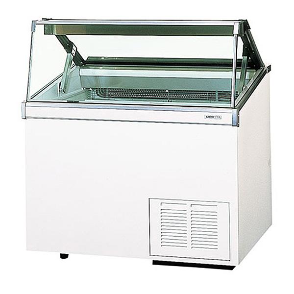 新品 パナソニック 冷凍ショーケースディッピングケース(アイスクリームショーケース)SCR-VD10NA