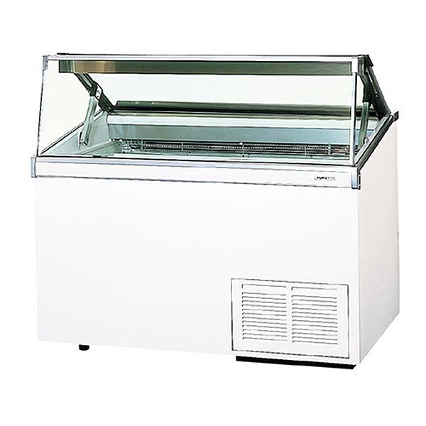 新品 パナソニック 冷凍ショーケースディッピングケース(アイスクリームショーケース)SCR-VD14NA