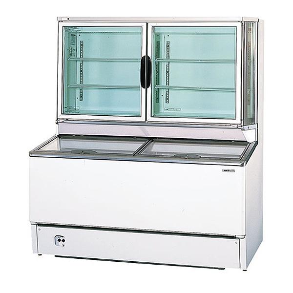 【新作入荷!!】 【感謝大特価】新品 パナソニック デュアル型冷凍ショーケース(アイスクリームショーケース) SCR-D1503NB, 河津町 a3548c20