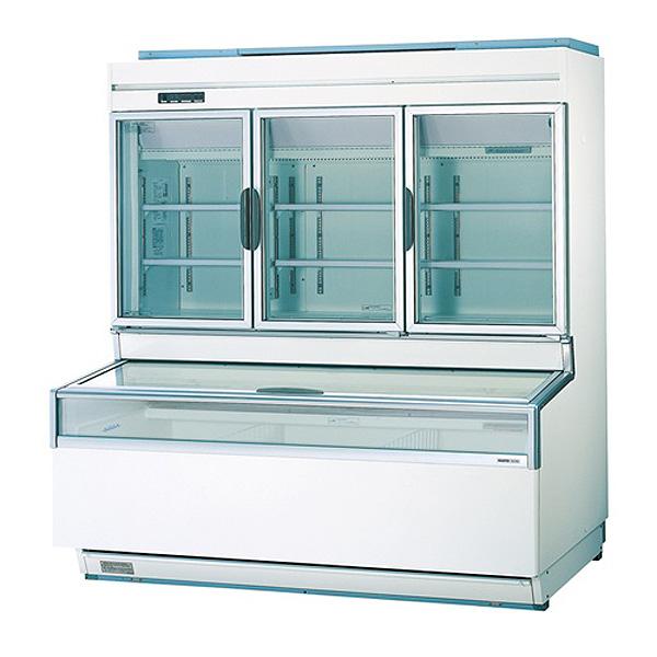 【感謝大特価】新品 パナソニック デュアル型冷凍ショーケース(アイスクリームショーケース) SCR-D1908N