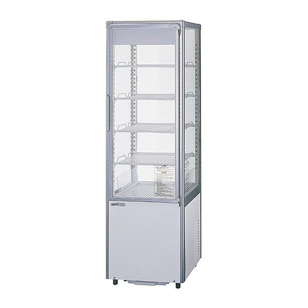 新品 パナソニックタテ型5面ガラス冷蔵ショーケース113リットル幅430×奥行440+(20)×高さ1430(mm)SSR-DX170N