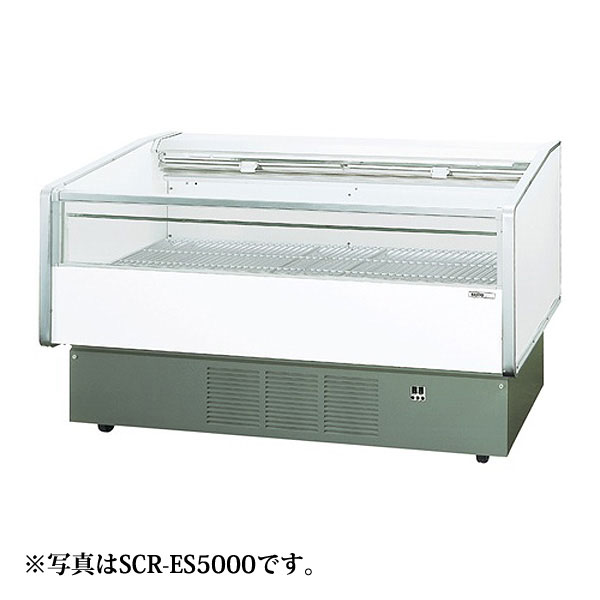 【感謝大特価】新品 パナソニック 平型ショーケース (平型オープンショーケース) SCR-ES6000