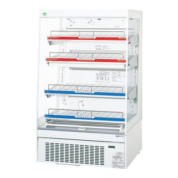 新品:パナソニック  多段オープン冷温蔵ショーケース ゴンドラタイプ SAR-346CHVB