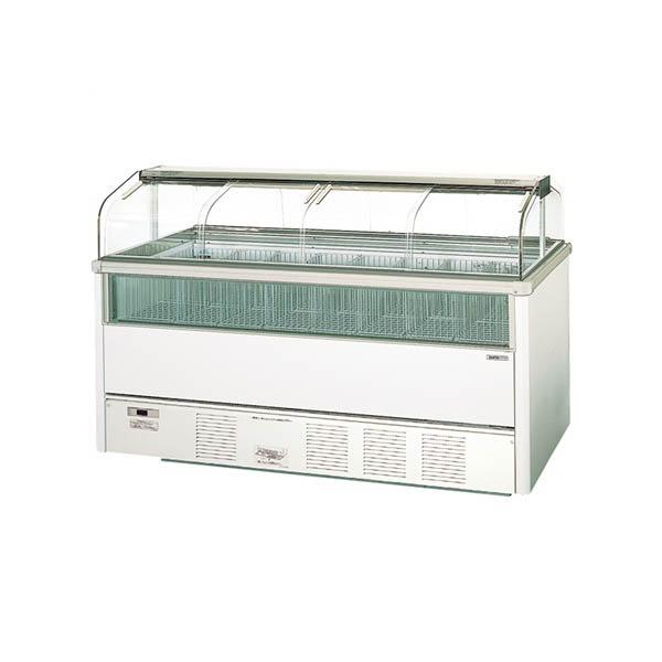 新品 パナソニック 平型冷凍ショーケースアイランドタイプ(アイスクリームショーケース)SCR-GF1800NB