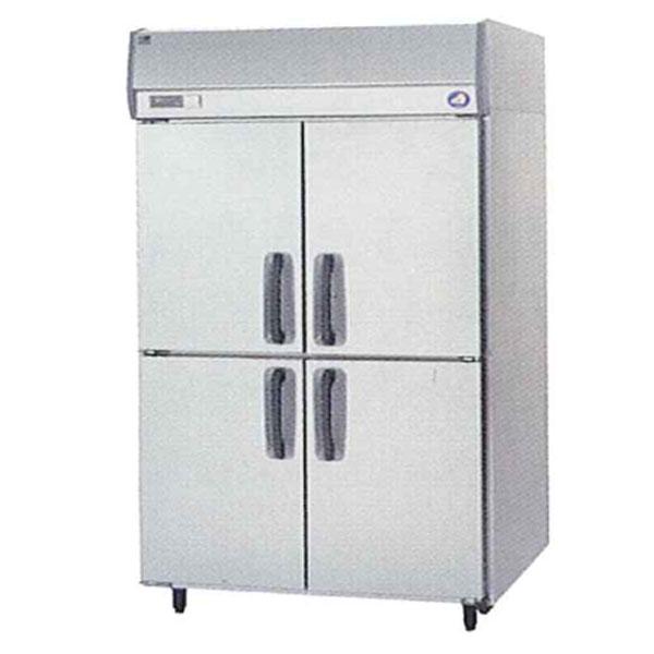 松下 (老三洋) 商业冰箱和冰柜垂直 SRF K1283A (old-:SRF-K1283) 4 门型逆变器控制宽度 1200 x 800 深度 x 高度 (mm) 1950年